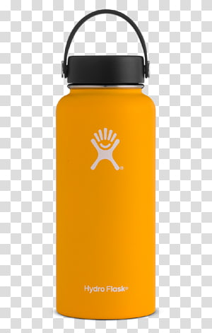 Water Bottles Hydro Flask Drink, bottle transparent.