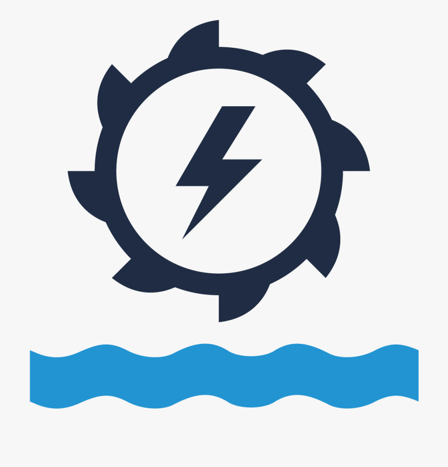Hydro Energy Symbol , Transparent Cartoon, Free Cliparts.