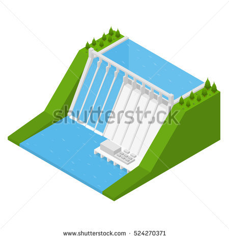 Hydroelectricity Stock Photos, Royalty.