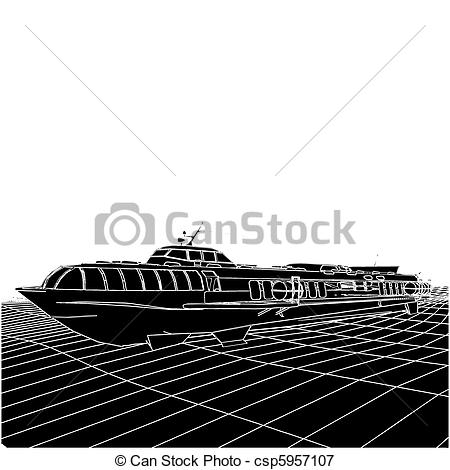 Hydrofoil Clip Art and Stock Illustrations. 13 Hydrofoil EPS.