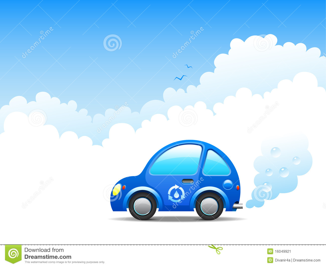 Hydrogen Stock Illustrations.