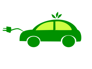 Hydrogen Car Clipart.