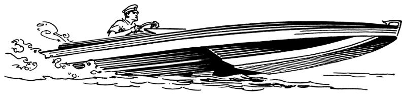 hydroplane.