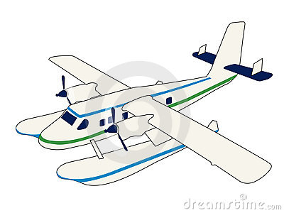 Hydroplane Stock Illustrations.