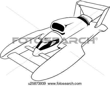 Hydroplane Clip Art Illustrations. 172 hydroplane clipart EPS.
