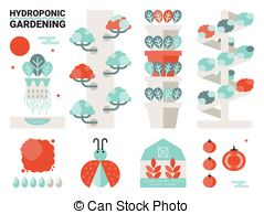 Hydroponic Clip Art and Stock Illustrations. 104 Hydroponic EPS.