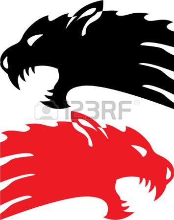76 Hyena Head Stock Vector Illustration And Royalty Free Hyena.