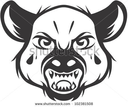 Wild Spotted Hyena Stock Vectors, Images & Vector Art.