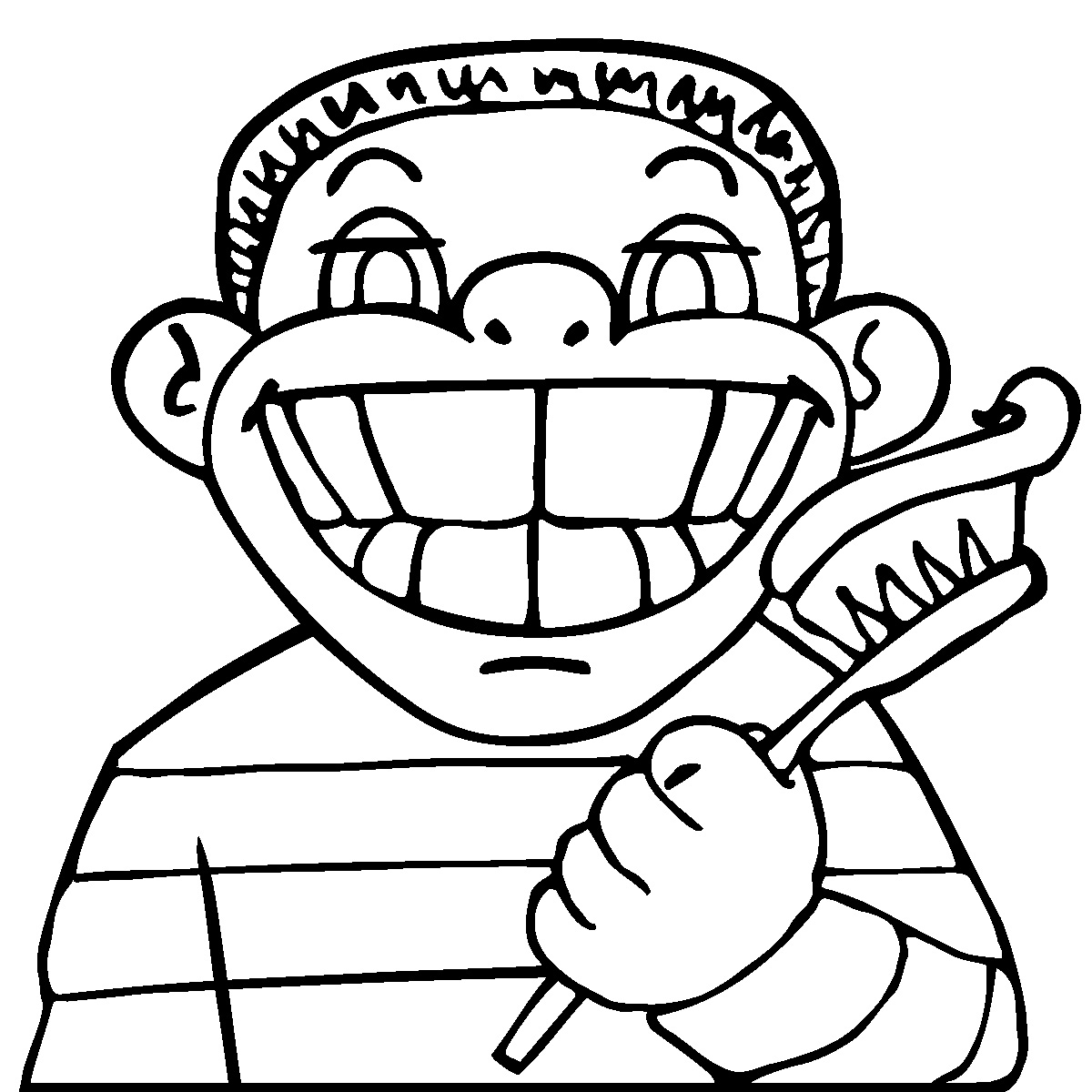 Free Hygiene Clipart Black And White, Download Free Clip Art.