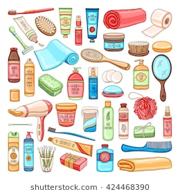 Hygiene kit clipart 8 » Clipart Station.