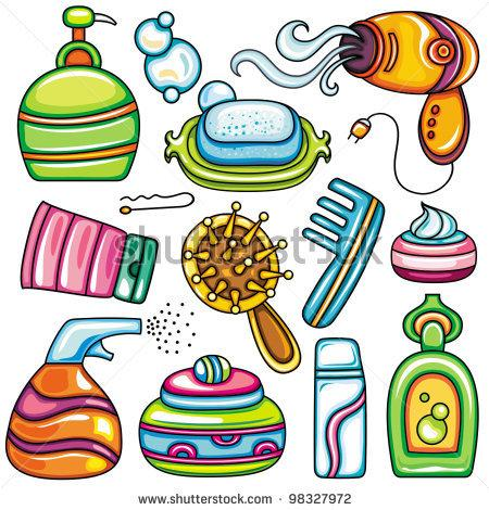 Hygiene kit clipart 2 » Clipart Station.