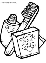 Hygiene Products Clipart.