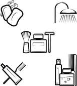 Hygiene Clip Art.