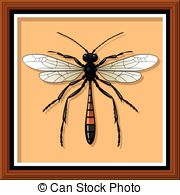 Hymenoptera Vector Clipart Illustrations. 45 Hymenoptera clip art.