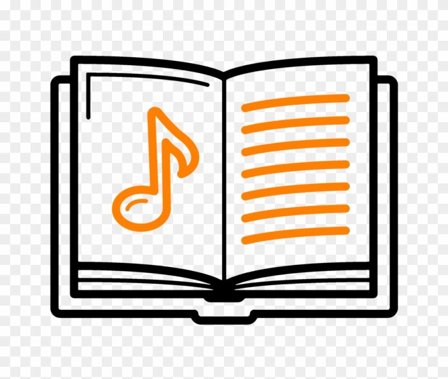 Music Book Icon Colour.