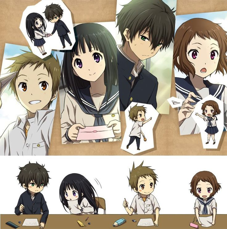 17 Best images about Hyouka on Pinterest.