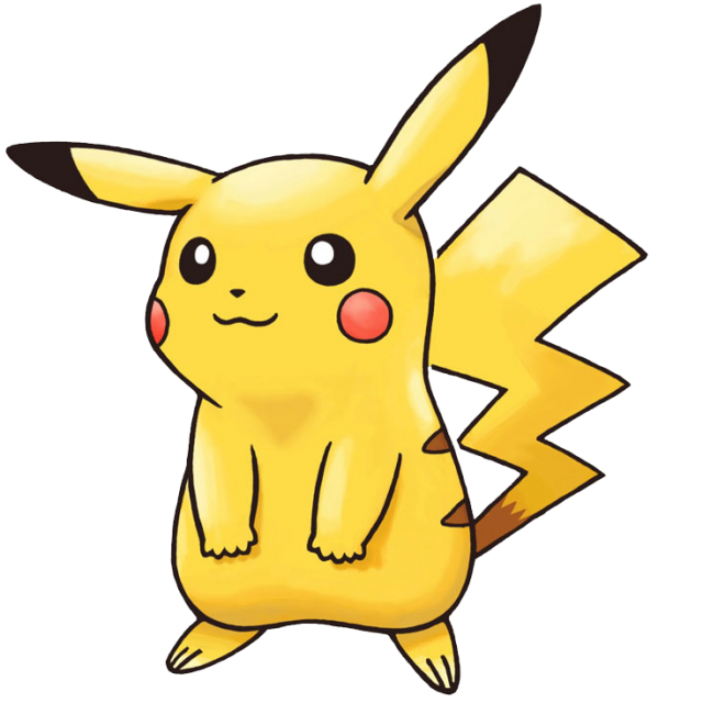 Pikachu clipart hype, Pikachu hype Transparent FREE for.