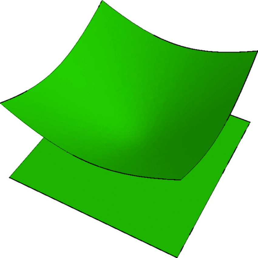 Hyperboloid clipart #3