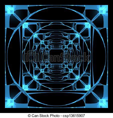 Hypercube clipart #11
