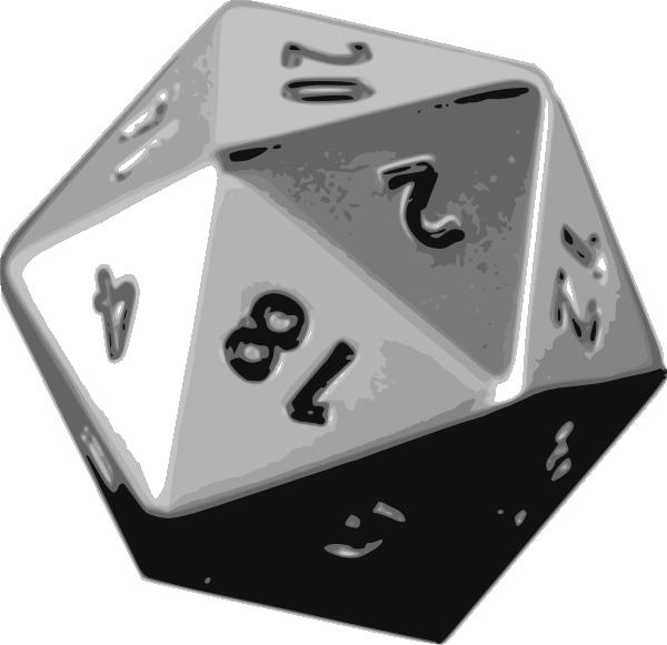 Number Game Hypercube Clip Art at Clker.com.