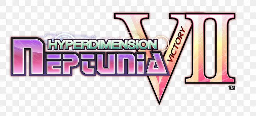 Hyperdimension Neptunia Victory Logo PlayStation 3 Brand.
