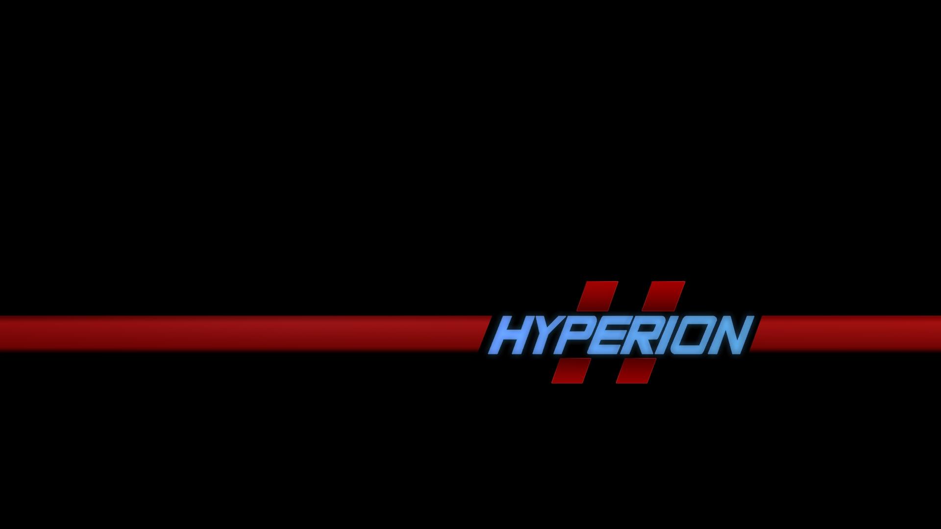 Hyperion Logo.