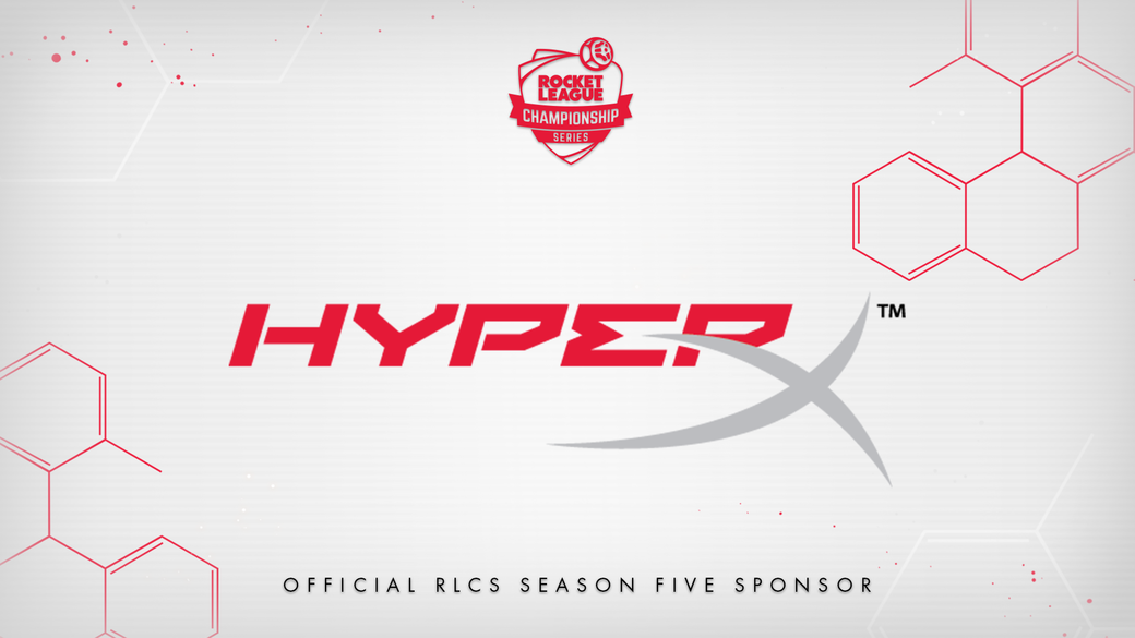 HyperX is coming to Worlds!.