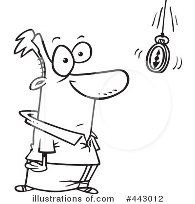 Hypnosis clip art.