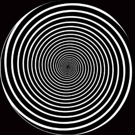 Hypnotic clipart #13