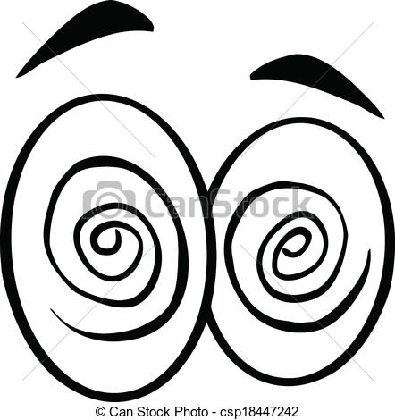 Hypnosis clipart #2