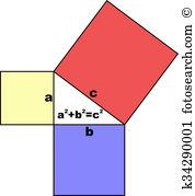 Hypotenuse clipart #17