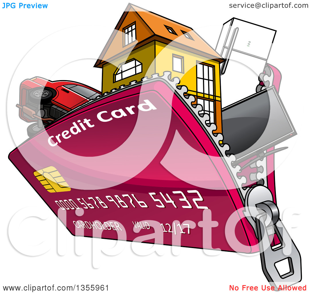 Hypothecary credit clipart #12