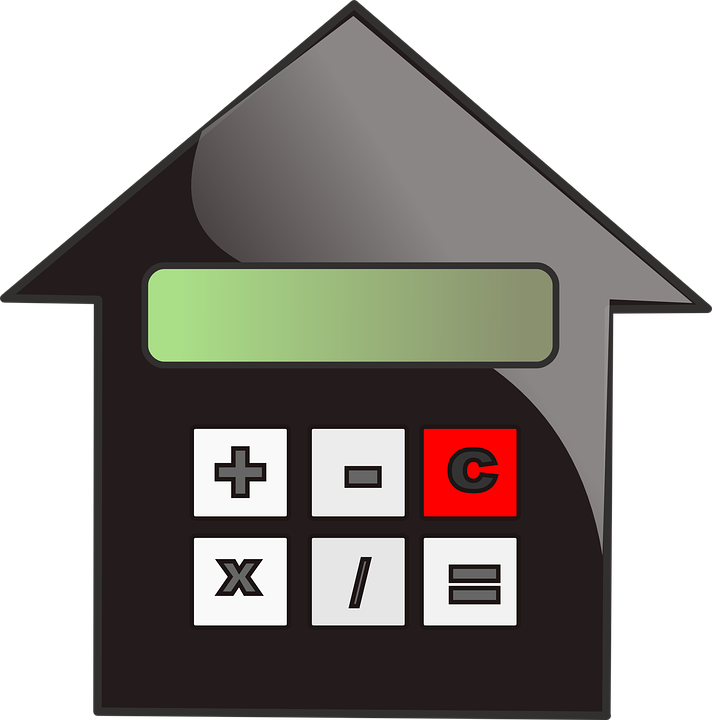 Free vector graphic: Valuation, Mortgage, Calculate.
