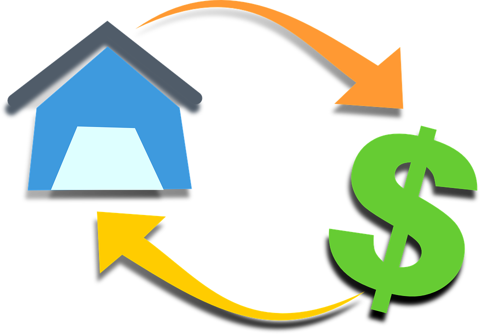 Free vector graphic: Mortgage, Hypothecary Credit, Loan.