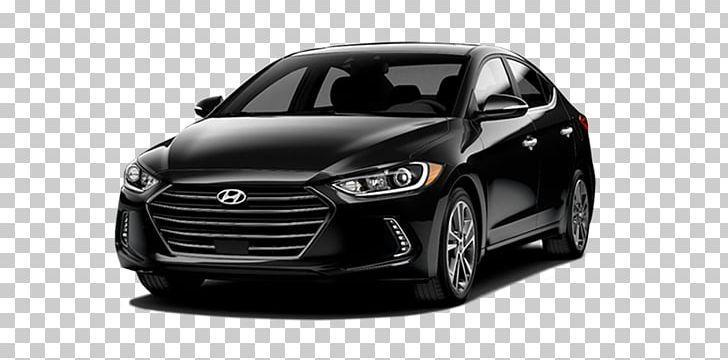 2018 Hyundai Elantra Car Hyundai Accent Hyundai Santa Fe PNG.