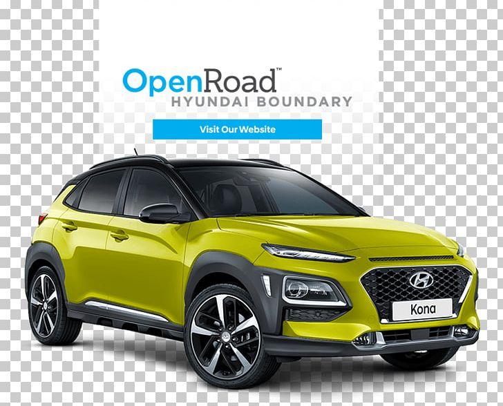 Hyundai Motor Company Car Hyundai Kona Sport Utility Vehicle.