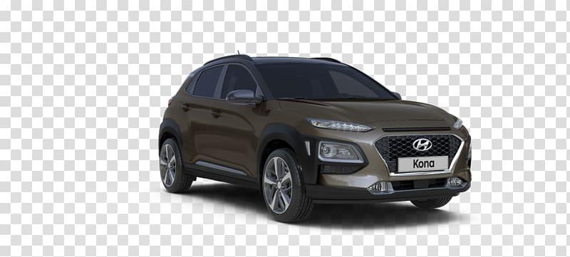 Hyundai Motor Company Car 2018 Hyundai Kona Sport utility.