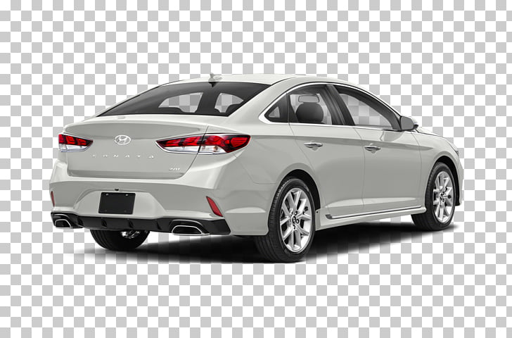 2018 Hyundai Sonata Sport Car Sedan Automatic transmission.
