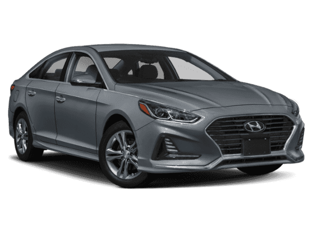 New 2019 Hyundai Sonata SE FWD 4D Sedan.
