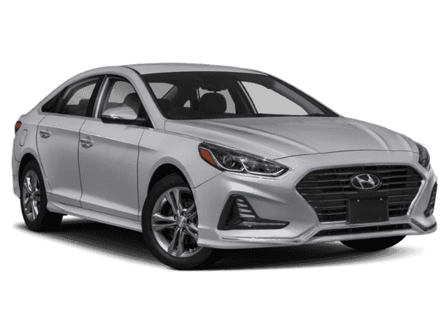 New 2019 Hyundai Sonata SEL FWD 4D Sedan.