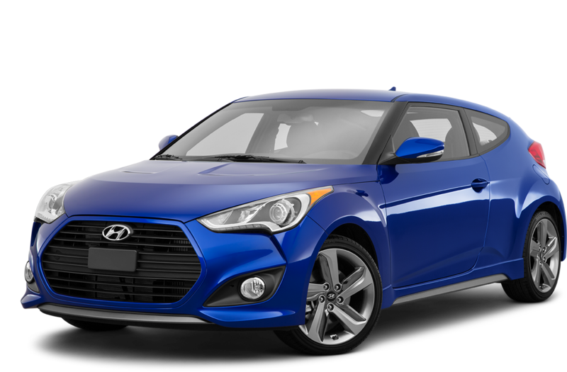 Download Free png Hyundai Veloster car PNG image, Download PNG image.