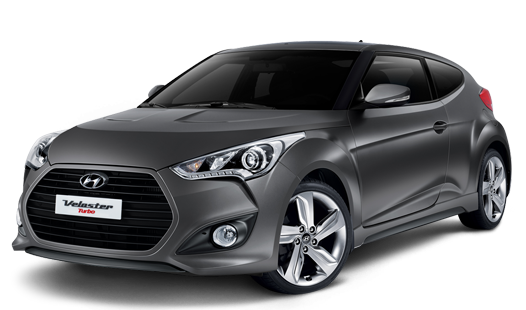 Download Hyundai Veloster Turbo PNG For Designing Projects.