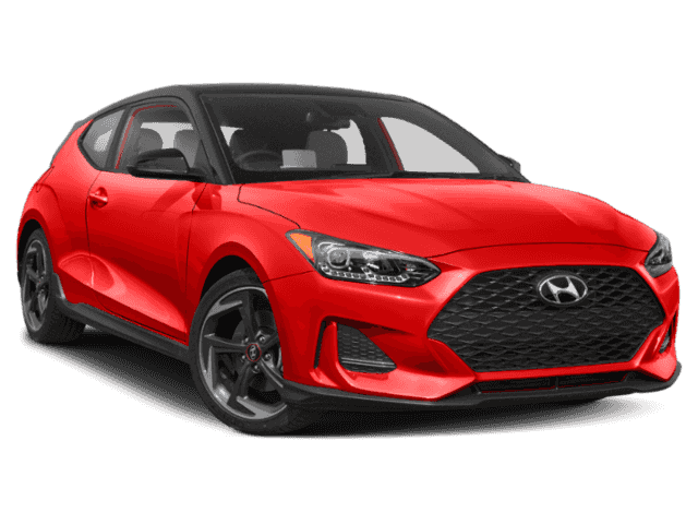 New 2020 Hyundai Veloster Turbo FWD 3D Hatchback.