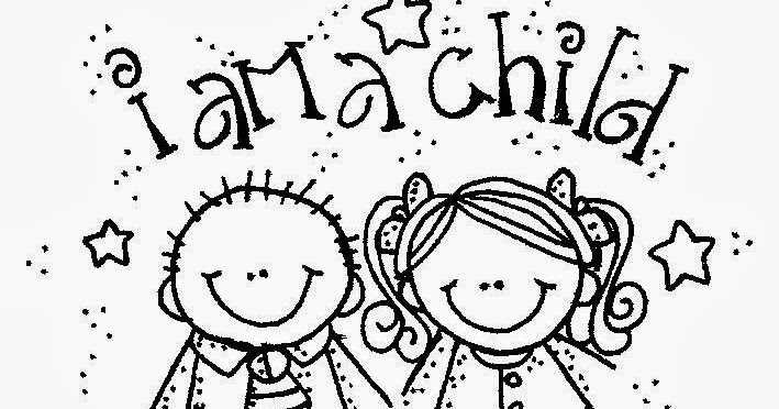 Melonheadz LDS illustrating: I am a child of God.