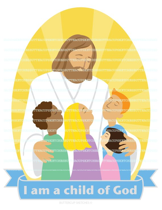 I am a Child of God Kit 2018 LDS Primary Theme in 2019.