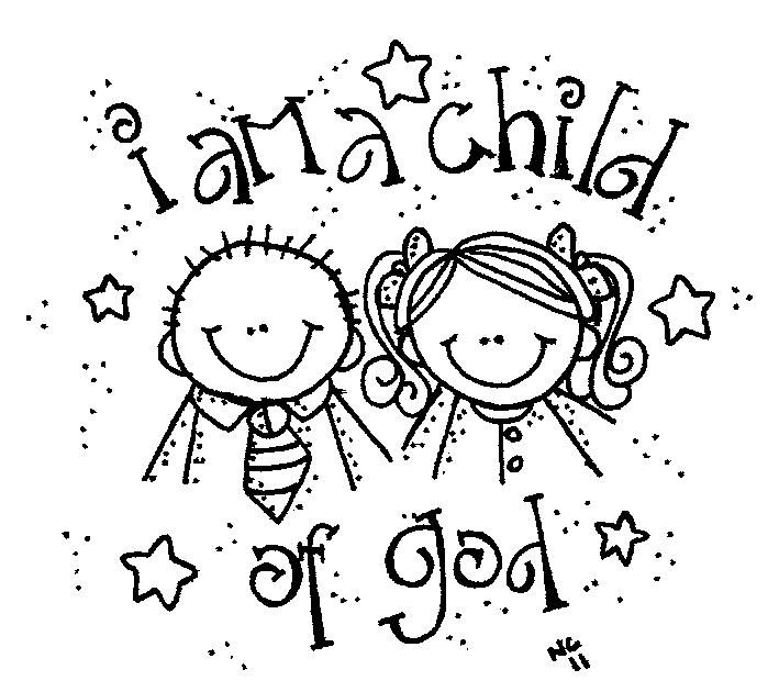 god helps me coloring page.