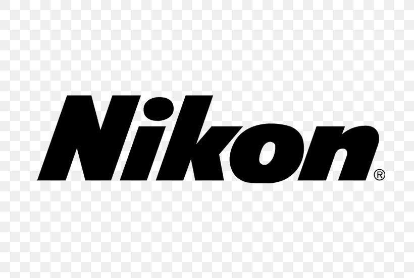 Logo Nikon Camera, PNG, 775x552px, Logo, Black, Black And.