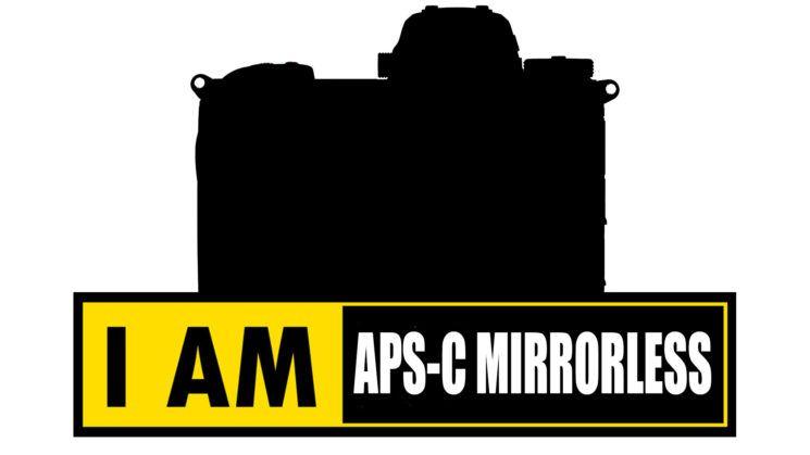 Nikon Z50 APS.