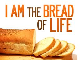 I Am The Bread Of Life Clipart.