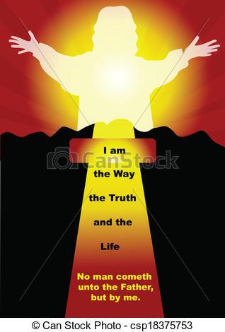 I am the Way.